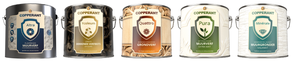 Copperant producten