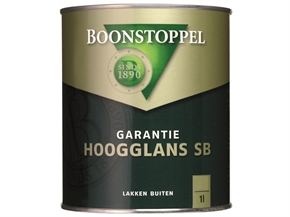 Boonstoppel Professionele Verf