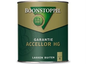 Boonstoppel Lakverf Accellor Hoogglans