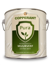 Copperant Muurverf